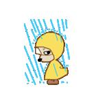 今日は雨かな、晴れかもね(個別スタンプ:09)