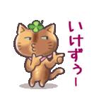 猫と四つ葉のクローバー 6(関西弁)(個別スタンプ:20)