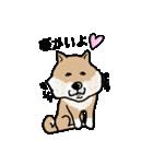 Japanese dog40(個別スタンプ:06)