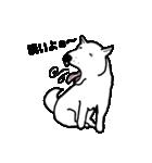 Japanese dog40(個別スタンプ:10)