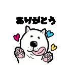 Japanese dog40(個別スタンプ:32)