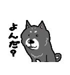 Japanese dog40(個別スタンプ:39)
