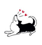 Every Day Dog Husky(個別スタンプ:14)