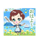 鹿児島 LADY DOLL~大人女子の鹿児島弁+α(個別スタンプ:01)