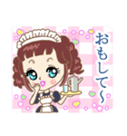 鹿児島 LADY DOLL~大人女子の鹿児島弁+α(個別スタンプ:31)