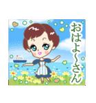 大阪 LADY DOLL~大人女子の大阪弁+α(個別スタンプ:01)