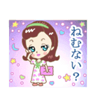 大阪 LADY DOLL~大人女子の大阪弁+α(個別スタンプ:03)
