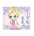 大阪 LADY DOLL~大人女子の大阪弁+α(個別スタンプ:22)