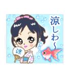 大阪 LADY DOLL~大人女子の大阪弁+α(個別スタンプ:34)