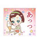 大阪 LADY DOLL~大人女子の大阪弁+α(個別スタンプ:36)