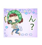 大阪 LADY DOLL~大人女子の大阪弁+α(個別スタンプ:39)
