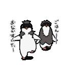 野良アデリー(動)(個別スタンプ:21)