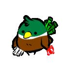 小鳥とヒヨコのポーカースタンプ(個別スタンプ:36)