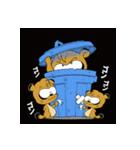 たぬきのドロン太くん vol.3(個別スタンプ:35)