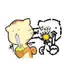 森の妖精 リスさん(個別スタンプ:12)