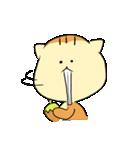 森の妖精 リスさん(個別スタンプ:17)