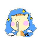 森の妖精 リスさん(個別スタンプ:18)