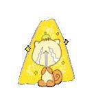 森の妖精 リスさん(個別スタンプ:21)