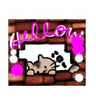 おだやかなネコのおかげ(個別スタンプ:25)