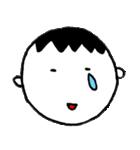 笑っている男の子(個別スタンプ:06)