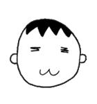 笑っている男の子(個別スタンプ:23)