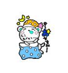 きゅ…きゅんくま♡(個別スタンプ:02)
