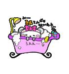 きゅ…きゅんくま♡(個別スタンプ:04)