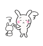 子育てウサギ2(ママ編)(個別スタンプ:05)