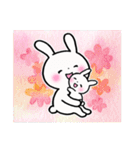 子育てウサギ2(ママ編)(個別スタンプ:15)