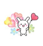 子育てウサギ2(ママ編)(個別スタンプ:25)