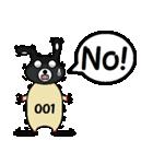 BLACK BUNNY 001 3(個別スタンプ:19)
