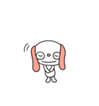 ふんわかイヌ(基本セット)(個別スタンプ:02)