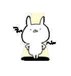 うさにく(個別スタンプ:02)