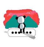 吹き出しパンダ【よう使う関西弁】(個別スタンプ:34)