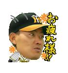 阪神タイガース 公式スタンプ2018(個別スタンプ:11)