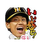 阪神タイガース 公式スタンプ2018(個別スタンプ:14)