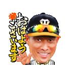 阪神タイガース 公式スタンプ2018(個別スタンプ:17)