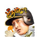 阪神タイガース 公式スタンプ2018(個別スタンプ:27)