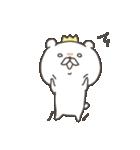 王様はクマ2(個別スタンプ:35)