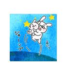 子育てウサギパパ編2(個別スタンプ:37)