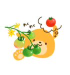 お花でほのぼのスタンプ[敬語&日常](個別スタンプ:25)