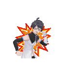 DD アニメーションスタンプ(個別スタンプ:02)