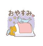 ヨレぐま Re(個別スタンプ:03)
