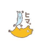 ヨレぐま Re(個別スタンプ:25)