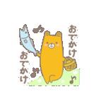 ヨレぐま Re(個別スタンプ:34)