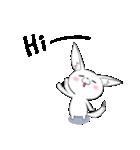 かわいい~~~砂漠キツネ(個別スタンプ:01)