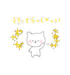 ポチっとぽちお(個別スタンプ:04)