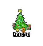 クリスマス&ウィンター ドイツ語編(個別スタンプ:7)