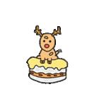 クリスマス&ウィンター ドイツ語編(個別スタンプ:11)