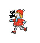クリスマス&ウィンター ドイツ語編(個別スタンプ:19)